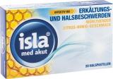 ISLA MED akut Zitrus-Honig Pastillen