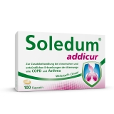 Soledum addicur 200 mg magensaftresist.Weichkaps
