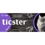 TICSTER Spot-on Lsg.z.Auftropf.f.Katzen 4-8 kg