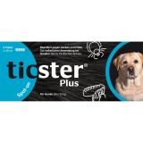 TICSTER Plus Spot-on Lsg.z.Auftropf.f.Hund üb.25kg
