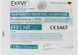 FFP2 NR Atemschutzmaske EXOVIR