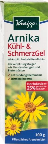 KNEIPP Arnika Kühl- & SchmerzGel