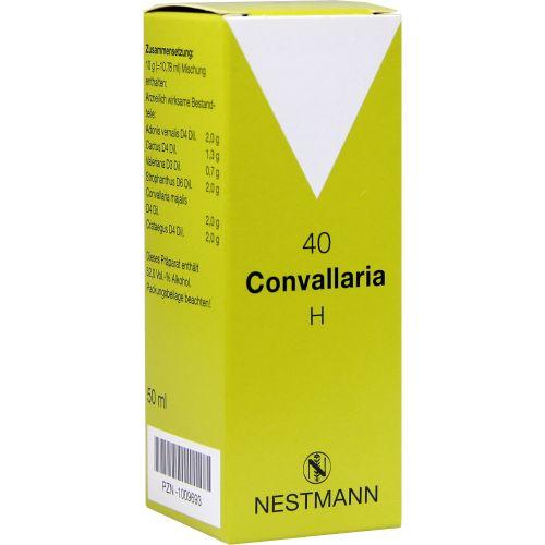 40 Convallaria H