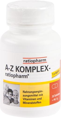 A-Z Komplex-ratiopharm