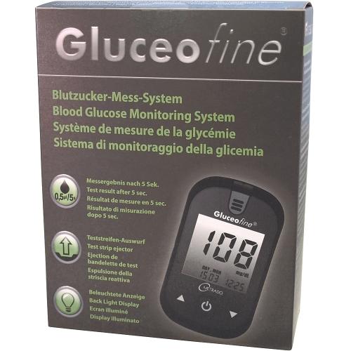 GLUCEOFINE Blutzucker-Mess-System