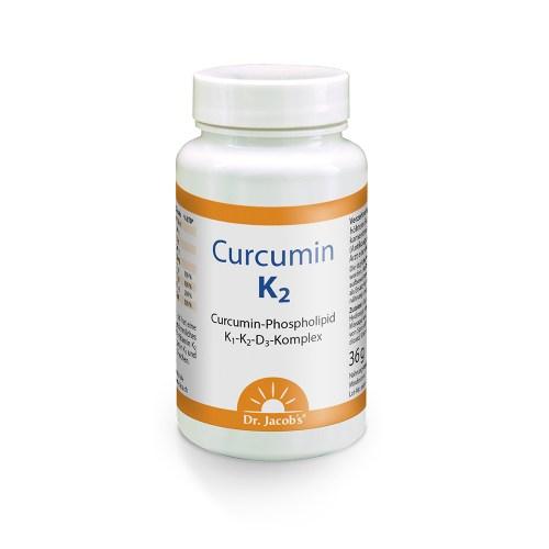 Curcumin K2 Dr. Jacob's