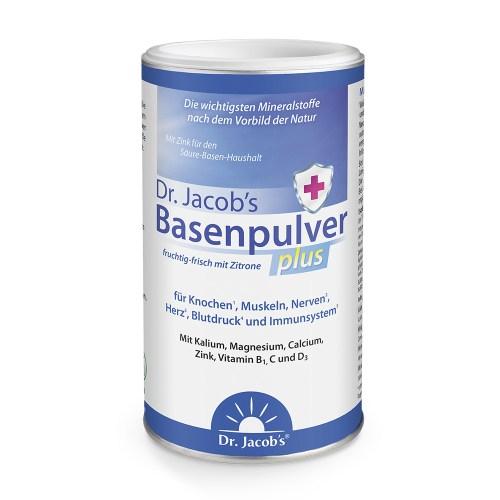 BASENPULVER plus Dr.Jacob's 300g