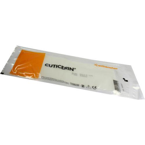 CUTICERIN 7,5x20 cm Gaze m.Salbenbeschichtung