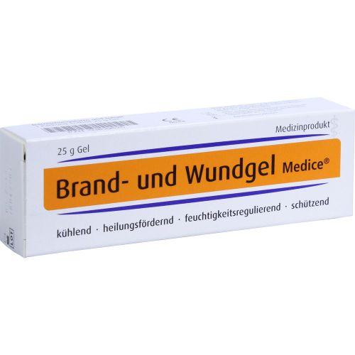 Brand- und Wundgel Medice