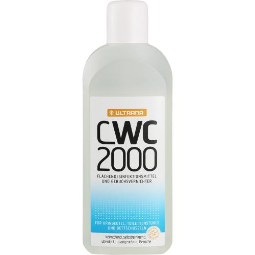 CWC 2000 Geruchsvernichter u.Desinfektion