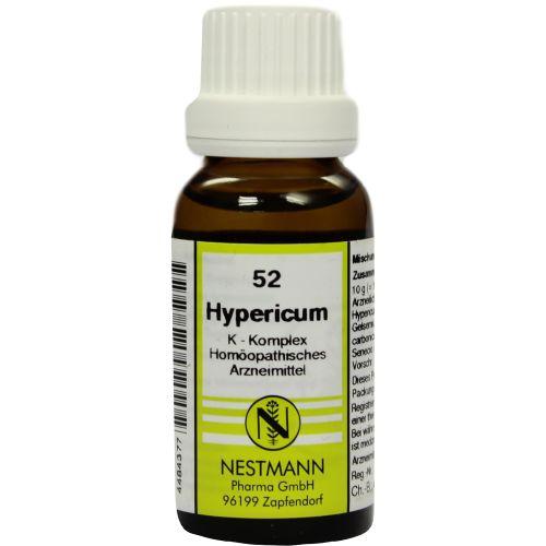 52 Hypericum K Komplex