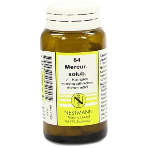 64 Mercur. solub. F Komplex