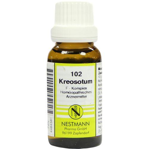 102 Kreosotum F Komplex