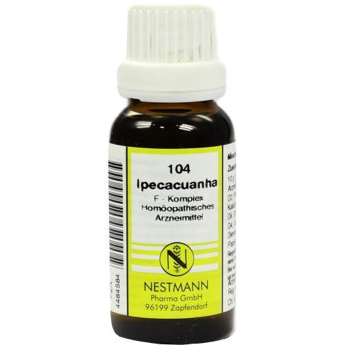 104 Ipecacuanha F Komplex