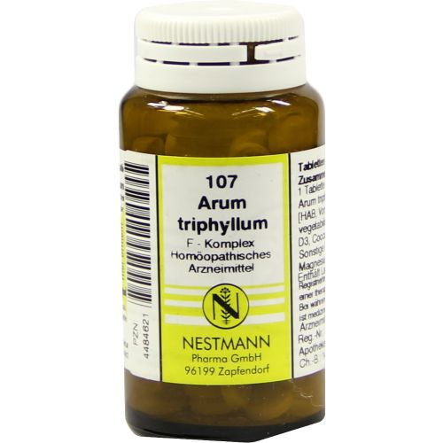 107 Arum triphyllum F Komplex