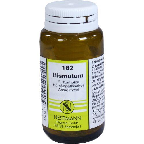 182 Bismutum F Komplex