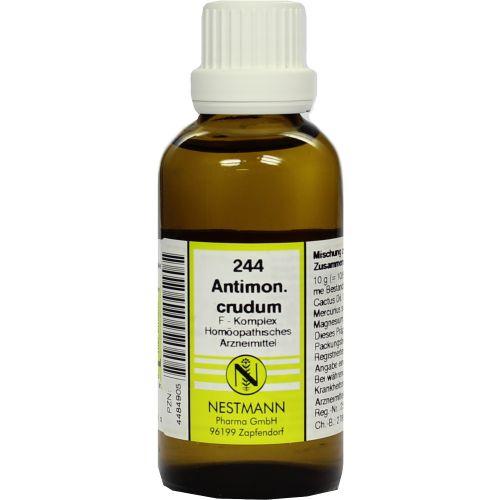 244 Antimon. crudum F Komplex