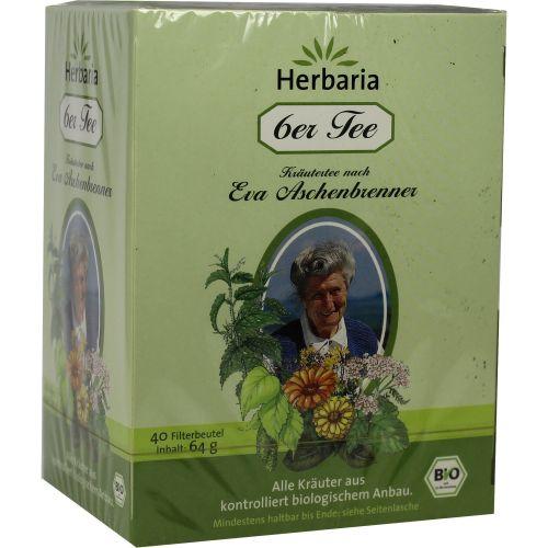 6er Tee nach EVA ASCHENBRENNER