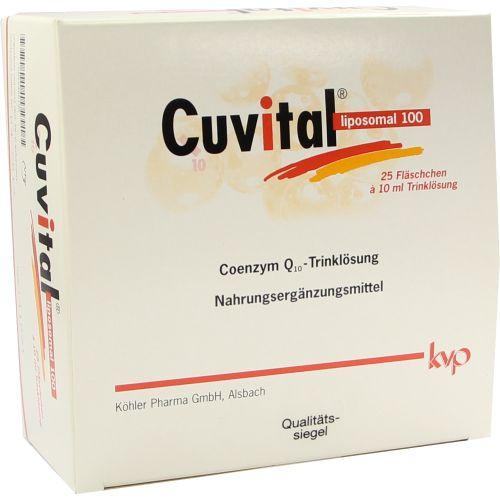 CUVITAL Liposomal 100