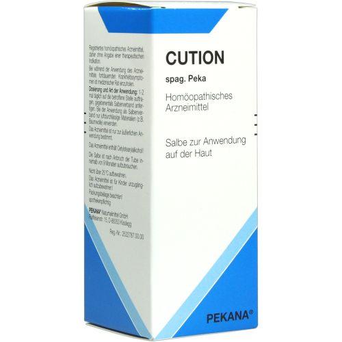 CUTION spag.Peka Lotion