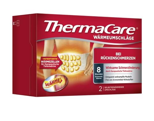 ThermaCare Rückenumschläge S-XL z.Schmerzlinderung
