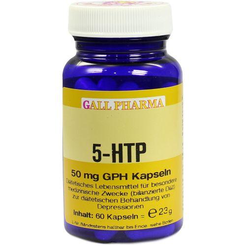 5-HTP 50mg GPH Kapseln