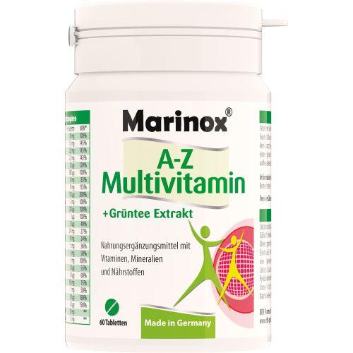 A-Z Multivitamin + Green Tea Extract Marinox