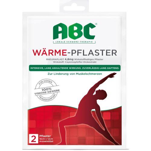 ABC Wärme Pflaster 4.8mg