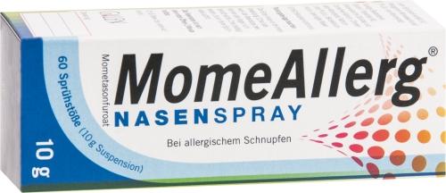 MOMEALLERG Nasenspray 50 µg/Sprühstoß 60 Sprühst.