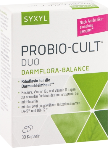 PROBIO-Cult Duo Syxyl Kapseln