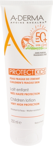 A-DERMA PROTECT LSF 50+ KIDS LOTION
