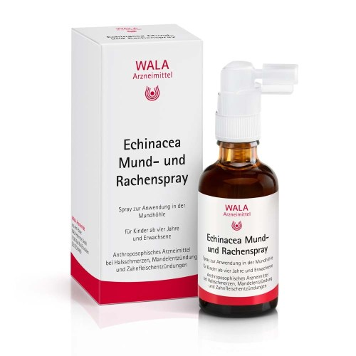 Echinacea Mund- und Rachenspray