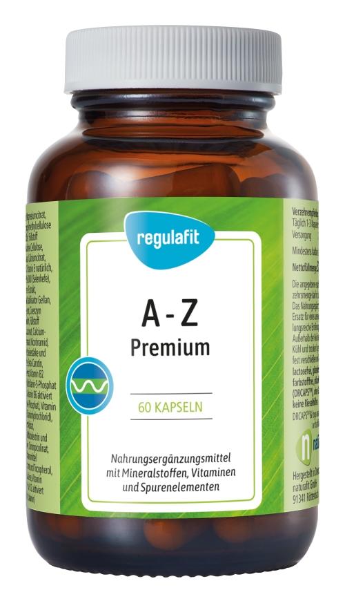 REGULAFIT A-Z Premium Kapseln