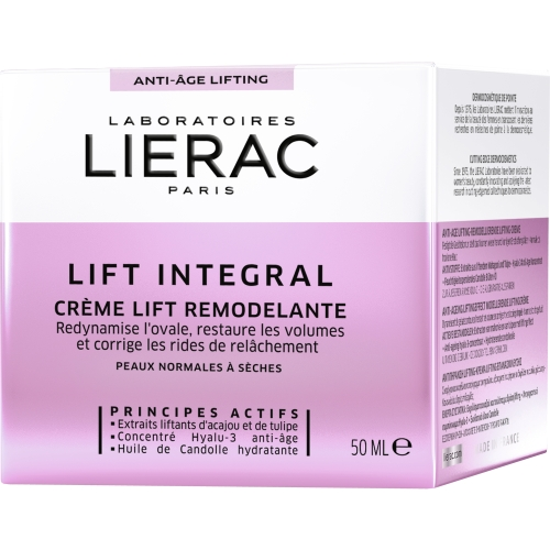 LIERAC LIFT INTEGRAL Lifting Creme Trockene Haut