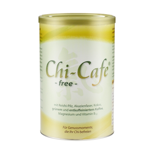 Chi-Cafe free Dr. Jacob's