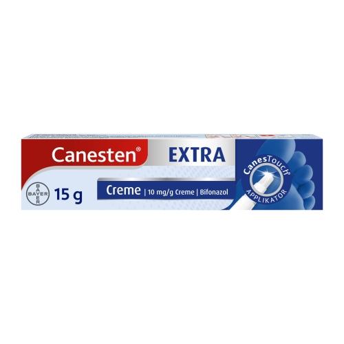 CANESTEN Extra Creme 10 mg/g m.CanesTouch Applik.