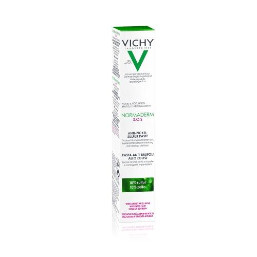 VICHY NORMADERM Anti-Pickel Sulfur Paste