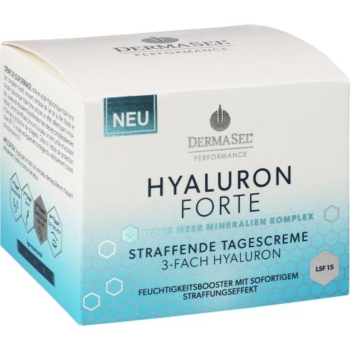 DERMASEL Totes Meer Hyaluron Forte Tagescreme