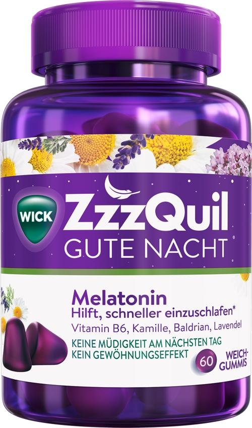 WICK ZzzQuil Gute Nacht